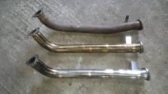 Даун-пайп. Nissan Skyline, HR34, BNR34, ENR34, ER34 Двигатель RB25DET