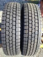 Dunlop DSV-01. Зимние, без шипов, 2008 год, износ: 10%, 2 шт