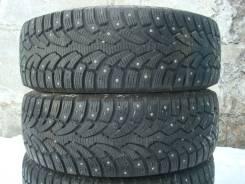 Bridgestone Noranza 2. Зимние, шипованные, износ: 30%, 2 шт