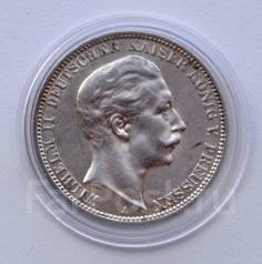 Германия (Империя) 3 марки, 1910г