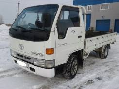 Toyota Toyoace. Toyota toyoace, 3 000 куб. см., 1 500 кг.