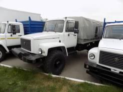 """ГАЗ 3308 Садко. ГАЗ-33081 """"Садко"""", 4 700 куб. см., 3 000 кг."""