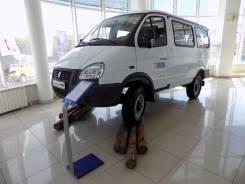 ГАЗ 2217 Баргузин. ГАЗ Соболь 2217, 2 890 куб. см., 6 мест