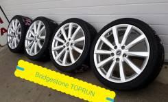 225-40-18, Bridgestone Toprun A18, в наличии. 7.5x18 5x114.30 ET53 ЦО 73,1мм.