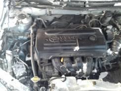 Двигатель. Toyota Corolla Двигатель 3ZZFE