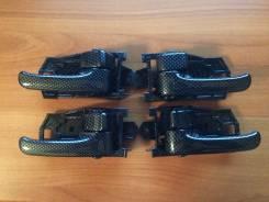 Ручка двери внешняя. Toyota: Cresta, Caldina, Camry Gracia, Mark II, Chaser Двигатели: 3SFE, 3SGE, 3SGTE, 1GFE, 1JZFE, 1JZGE, 1JZGTE, 2JZGE, 2LTE