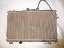 Радиатор охлаждения двигателя. Toyota Corolla, EE90
