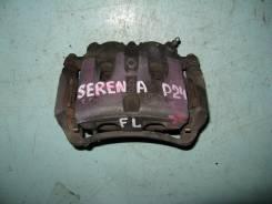 Суппорт тормозной. Nissan Serena, PC24