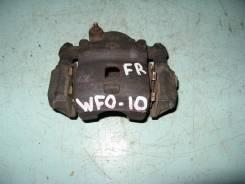 Суппорт тормозной. Nissan Wingroad, WFY10