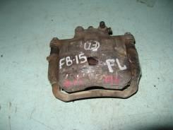 Суппорт тормозной. Nissan Sunny, FB15