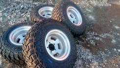 Mickey Thompson. 10.0x15, 5x139.70, ET-50