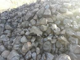 Уголь бурокаменный 4100 ккал/кг по 3тн
