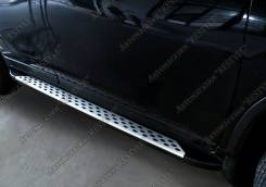 Подножка. Nissan X-Trail, NHT32, HT32, T32, NT32, HNT32