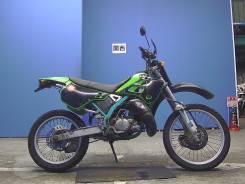 Kawasaki KDX 125SR. 125 куб. см., исправен, птс, без пробега