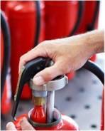 Зарядка и техническое обслуживание огнетушителей