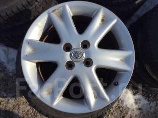 Toyota. 6.0x16, 4x100.00