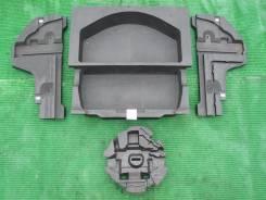 Обшивка багажника. Subaru Legacy, BR9