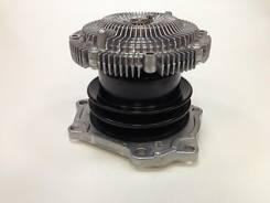 Помпа водяная. Nissan Atlas, M2F23, M4F23, M6F23, N2F23, N4F23, N6F23, P2F23, P4F23, P6F23, P8F23 Двигатели: TD23, TD25, TD27