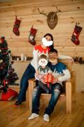 Сдаётся в аренду Новогодний Фэмили лук(Комплект одежды для всей семьи)