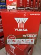 Yuasa. 60 А.ч., правое крепление, производство Япония