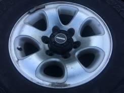 Mazda. 7.0x15, 6x139.70, ET10, ЦО 110,0мм.
