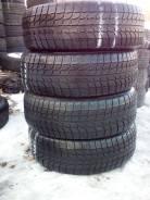 Michelin X-Ice. Зимние, без шипов, 2004 год, износ: 20%, 4 шт