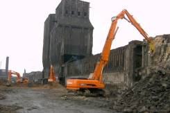 Doosan S420 LC-V Demolition. Экскаватор-разрушитель зданий Doosan DX420LСА Demolition. Под заказ
