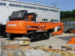 Doosan S470 LC-V Demolition. Doosan S470LC-V Demolition. Под заказ