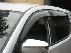 Ветровик на дверь. Mitsubishi Triton, KB9T Mitsubishi L200 Двигатель 6G74