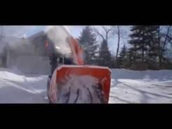 Снегоуборщики.