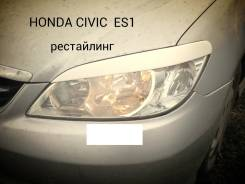 Накладка на фару. Honda Civic