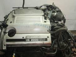 Двигатель в сборе. Nissan Maxima, A32 Nissan Cefiro, A32, WA32 Nissan Cefiro Wagon, WA32 Двигатель VQ20DE