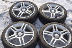 Sparco. 7.0x17, 4x100.00, ET53, ЦО 72,0мм.