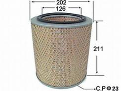 Фильтр воздушный AZUMI A25444