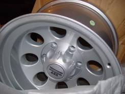 Red Wheel. 10.0x16, 6x139.70, ET-40, ЦО 110,0мм.