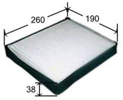 Фильтр салона AZUMI AC11302