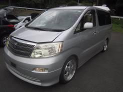 Toyota Alphard. MNH10, 1MZFE