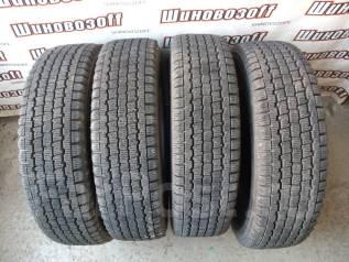 Bridgestone Blizzak Revo 969. Зимние, без шипов, 2007 год, износ: 20%, 4 шт