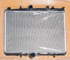 Радиатор охлаждения двигателя. Peugeot 406 Citroen C5