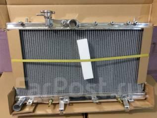 Радиатор охлаждения двигателя. Subaru Legacy, BES Subaru Impreza WRX, GH, GGA, GGB, GD, GDB Subaru Impreza, GGB, GGA, GH, GD, GH8, GH7, GH6, GH3, GH2...