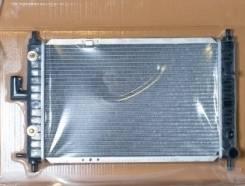 Радиатор охлаждения двигателя. Daewoo Matiz Chevrolet Spark Chery QQ