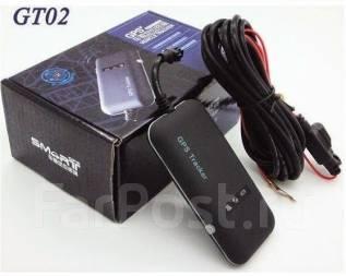 Автомобильный GPS трекер GT02A