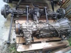 Автоматическая коробка переключения передач. Nissan Safari, WTY61 Двигатель ZD30DDTI