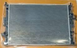 Радиатор охлаждения двигателя. Ford Mondeo Ford Galaxy Ford S-MAX