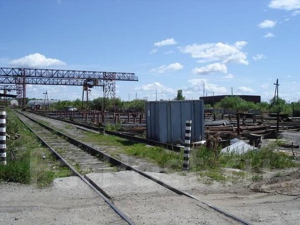 Производственные площади от 500кв метров и выше в аренду + ЖД тупик!