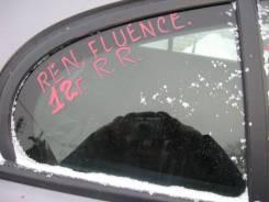 Форточка задней двери Renault Fluence L30R