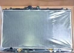 Радиатор охлаждения двигателя. Honda Avancier Honda Inspire, UA-UC1, UA4, UA5, UA2, UA3, UA1 Honda Saber, UA1, UA3, UA2, UA5, UA4