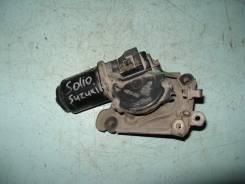Мотор стеклоочистителя. Suzuki Solio, MA34S Двигатель M13A