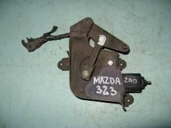 Мотор стеклоочистителя заднего дворника Mazda 323, BJ