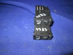 Кнопка включения обогрева. BMW 5-Series, E39 BMW 7-Series, E38